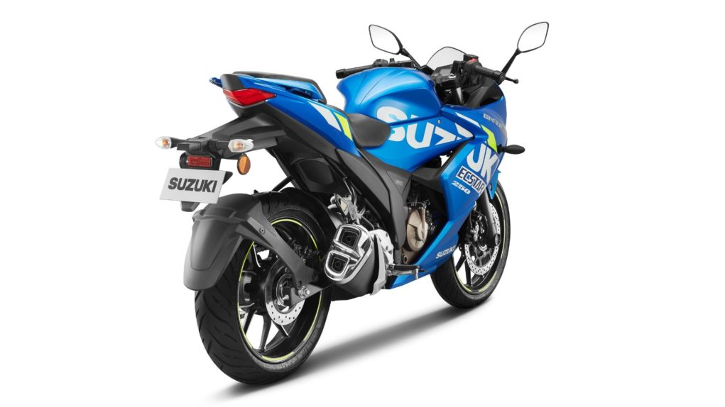 Suzuki Gixxer SF 250 Moto GP Edition Launched 3