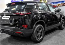 Tata Harrier Black Edition 1