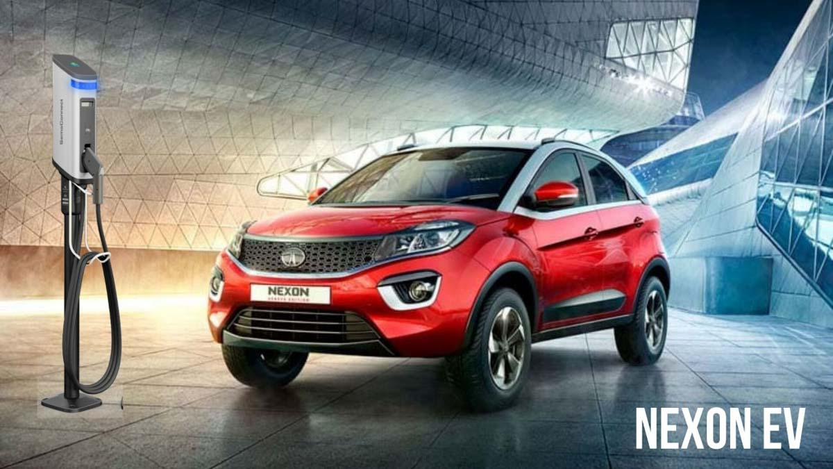 Tata Nexon Electric SUV Confirmed; Launching Within The Next 18 Months