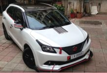 baleno stealth