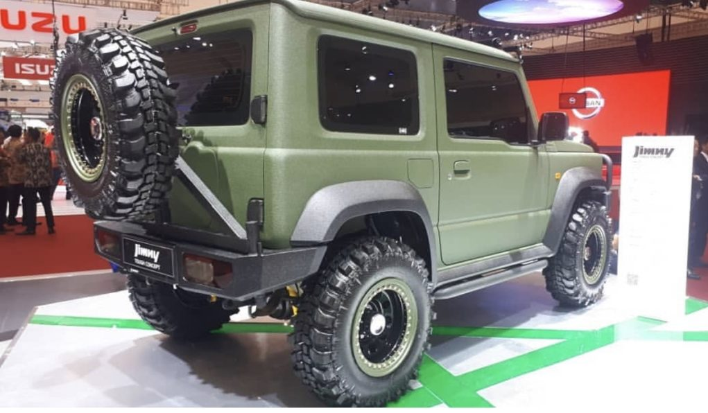 jimny Tough Concept-3 rear