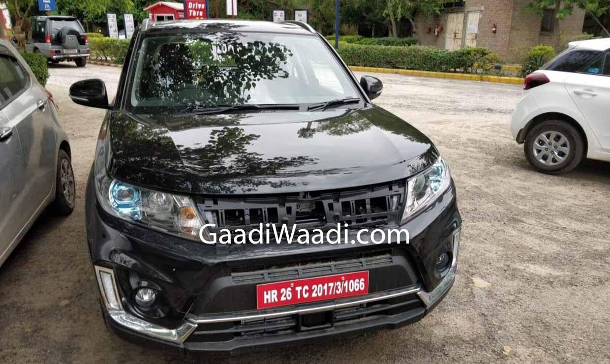 5 Things To Know About Upcoming Maruti Suzuki Vitara SUV - GaadiWaadi.com thumbnail