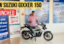 new suzuki gixxer 150