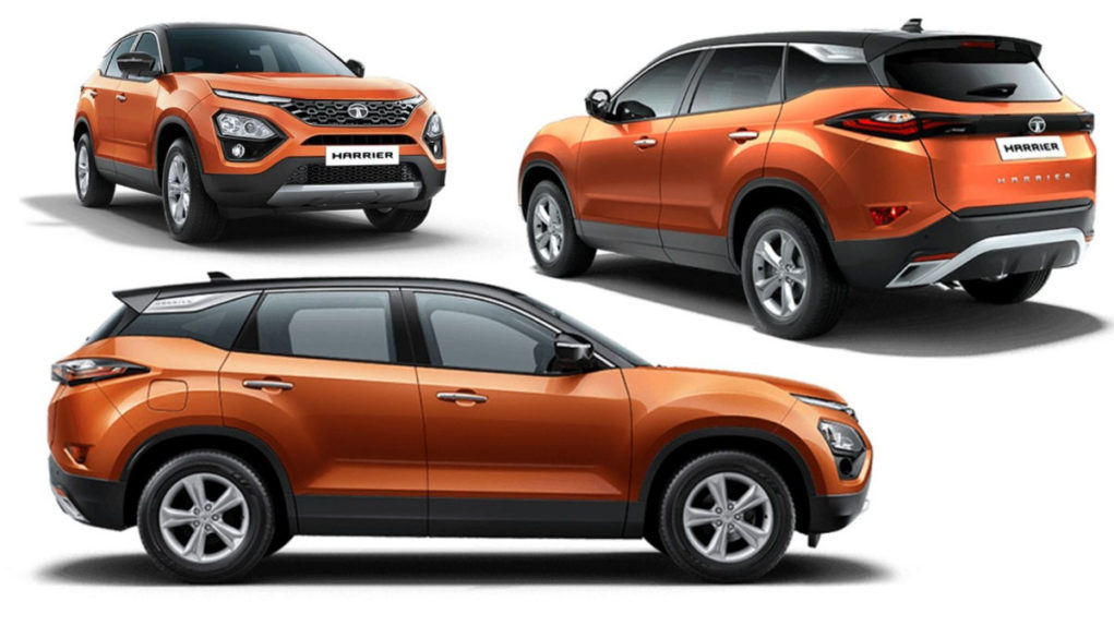 tata harrier dual-tone 2