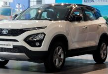 tata harrier dual tone