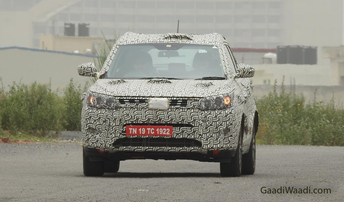 Upcoming Mahindra XUV300 EV To Have 300 Km Range - Officially Revealed - GaadiWaadi.com thumbnail
