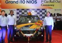 2019 Hyundai Grand i10 NIOS Production Begins