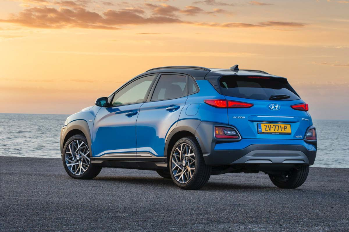 2020 Hyundai Kona Hybrid Specs And Details Officially Unveiled
