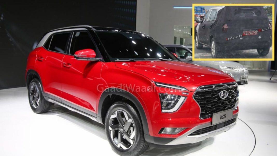 4 Upcoming Hyundai Cars Spotted On Test In India Including 2020 Creta
