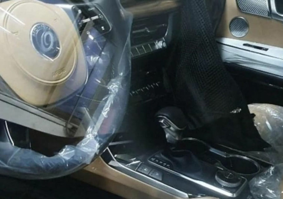 2020 Kia Mohave Suv S Interior Looks Impressive In Leaked