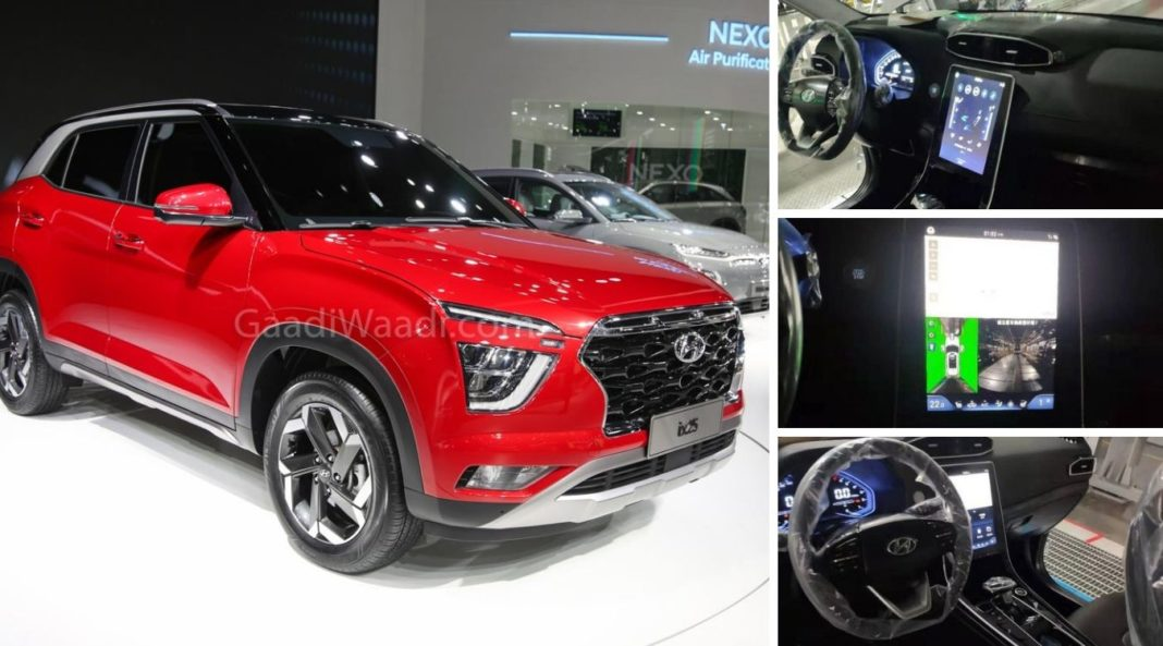 2020 new hyundai creta interior