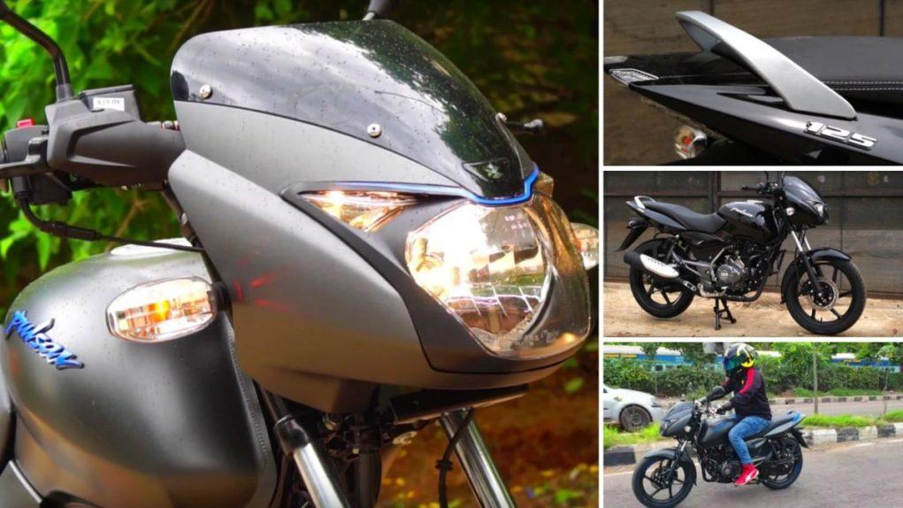Bajaj Pulsar 125 First Ride Review