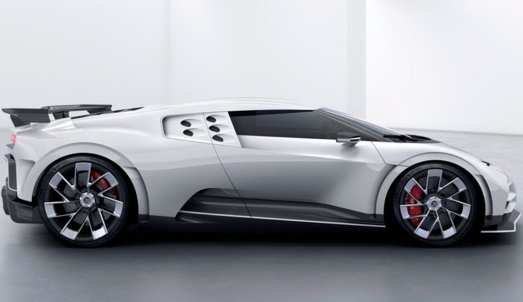 Bugatti Centodieci7