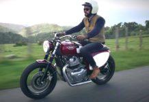 Custom RE Interceptor 650 By BAAK Motocyclettes 2