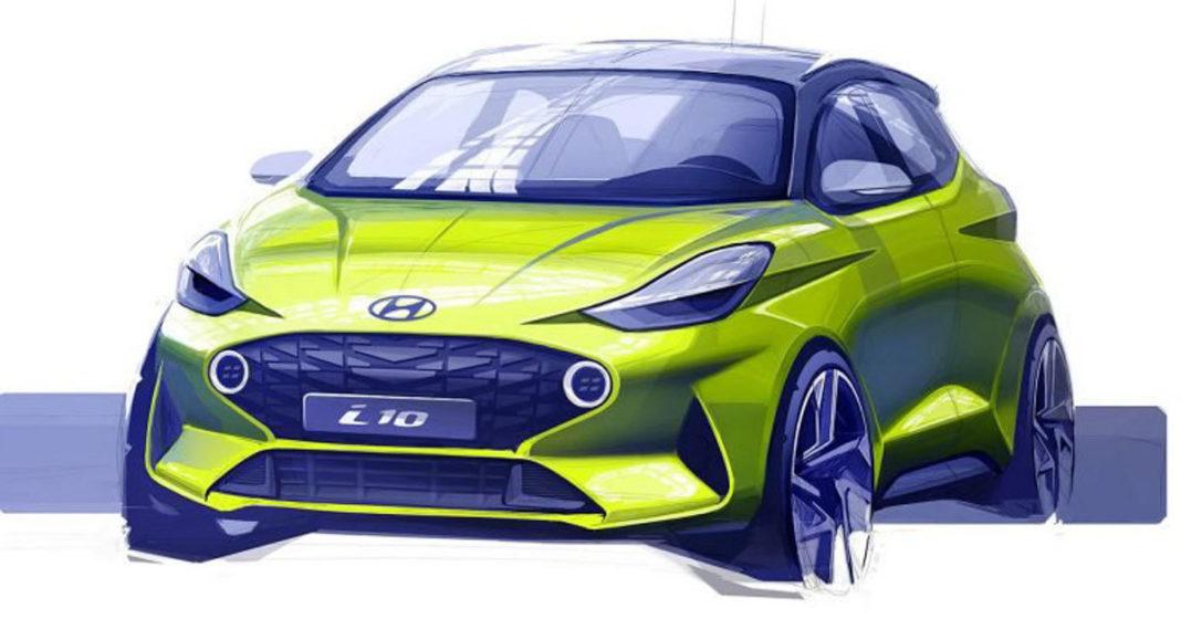 European-spec 2020 Hyundai i10_
