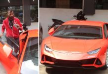 Hardik Pandya Is Now An Owner Of Lamborghini Huracan Supercar
