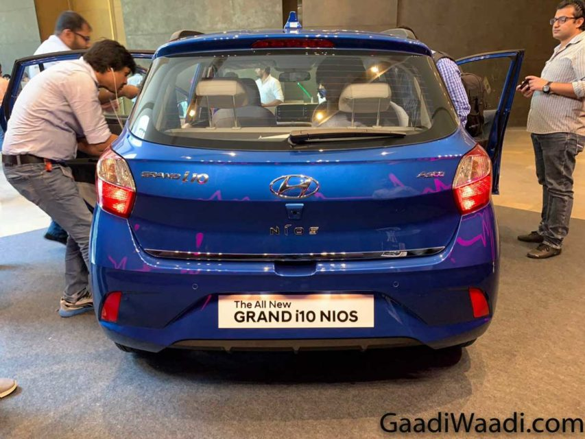 Hyundai Grand i10 Nios 4