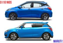 Hyundai Grand i10 Nios vs Maruti Suzuki Swift Comparison1