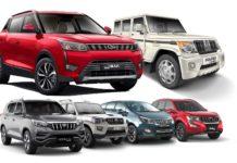 Mahindra July 2019 Sales Analysis - XUV300 Beats Bolero To Become Top Selling Car