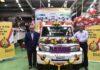 Mahindra Rolls Out 15th Lakh Bolero Pick Up Range from Mumbai Plant_