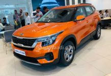 Mid-Spec Kia Seltos HT K+ Variant Price, Pics & Feature Details