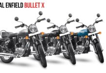 Royal Enfield Bullet X