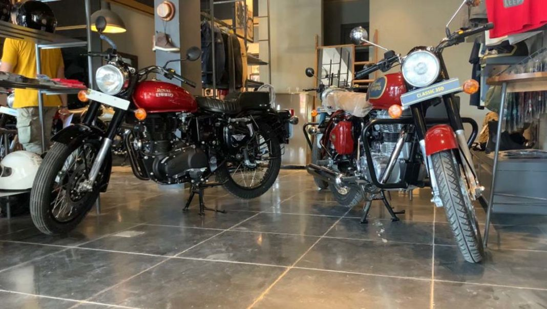 Royal Enfield Bullet X vs Royal Enfield Classic 350 Explained In Video