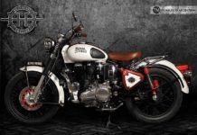 Royal Enfield Classic 500 By Haldankar Customs8