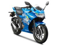 Suzuki Gixxer SF 250 Moto GP Edition Launched, Priced At Rs. 1.71 Lakh