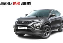 TATA HARRIER DARK EDITION