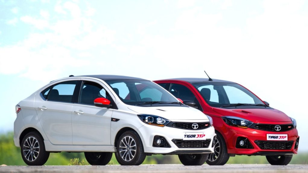 Tata Motors - JT Special Vehicles Launched Tiago JTP and Tigor JTP In New Avatar 2