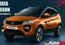 Tata Nexon Facelift