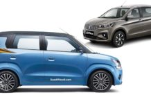 Top 10 Best Selling Cars Of July 2019 In India - New Wagon-R, Ertiga