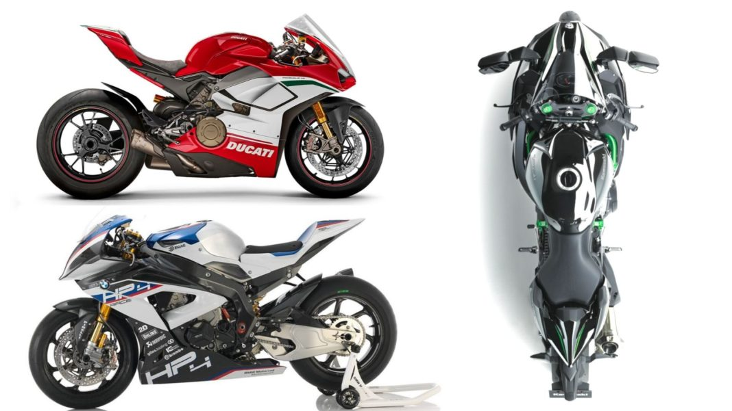 Top 10 Most Expensive Motorcycles on Sale in India