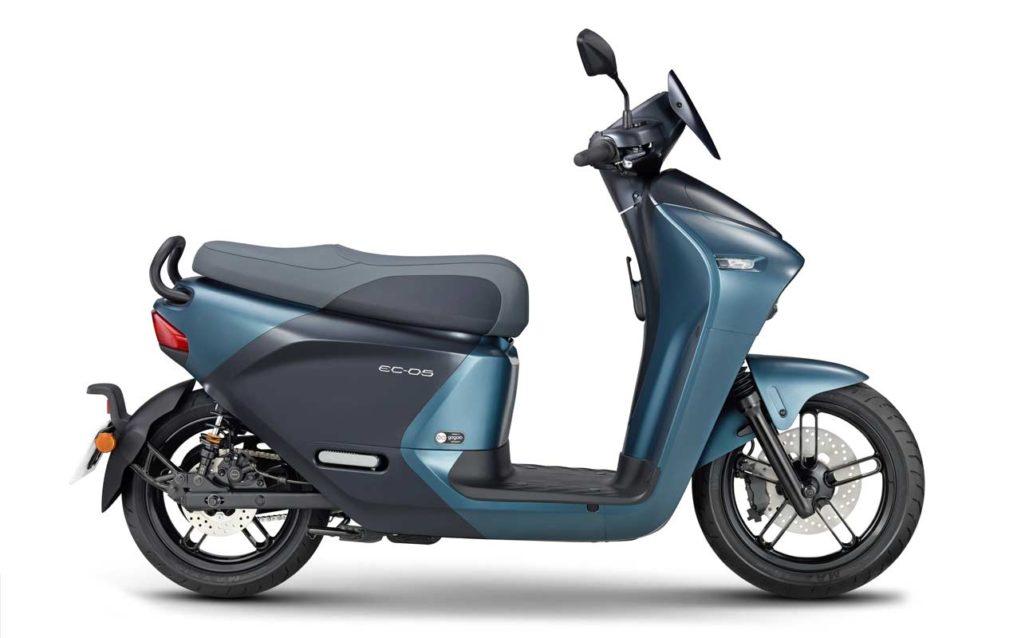 Yamaha EC-05 5