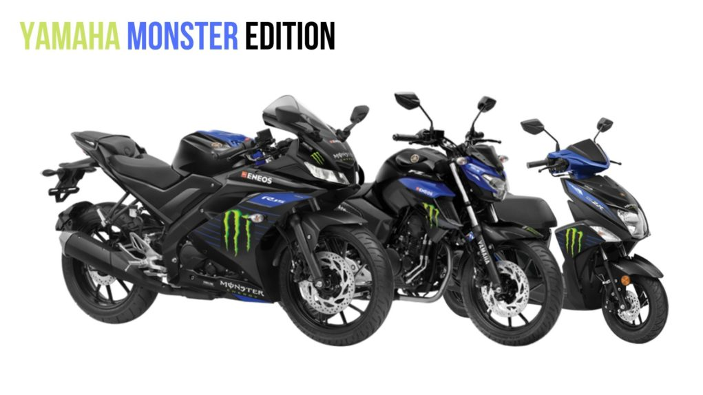 Yamaha Launches R15 V3 Monster Edition In India, Priced At Rs  1 42 Lakh