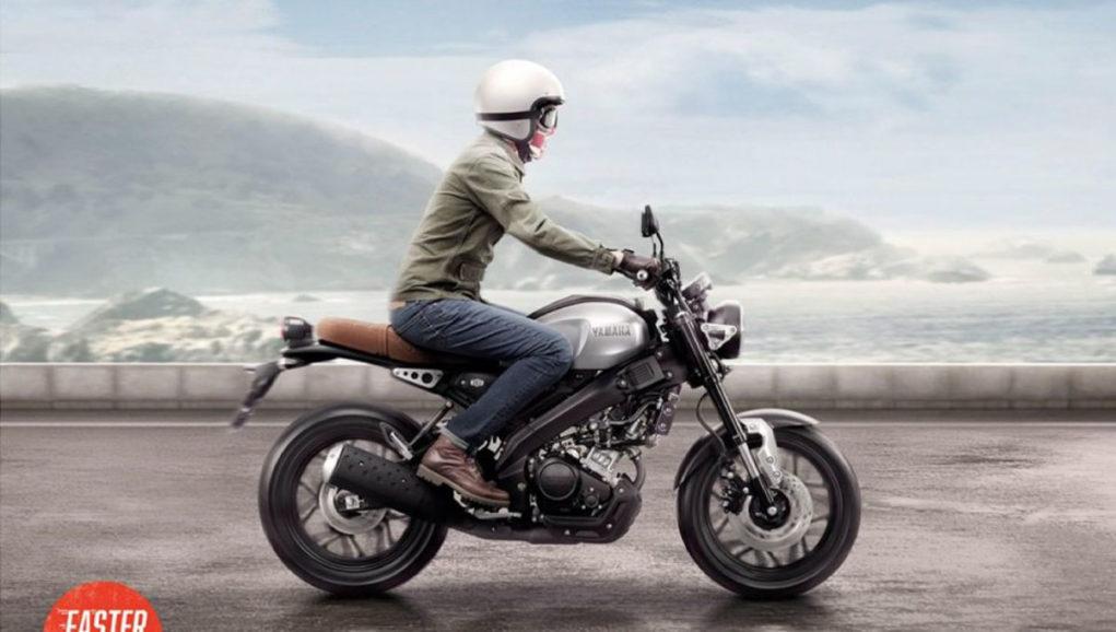 Yamaha XSR 155 1