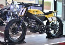 Yamaha XSR 155 Custom 1