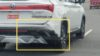 hector rear bumper