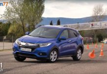 honda hr-v india bound