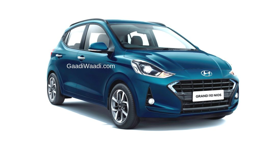 hyundai grand i10 2019 interior