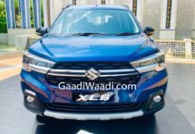 maruti suzuki xl6 accessorised