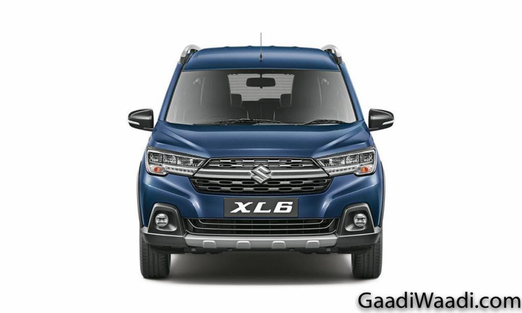 maruti suzuki xl6 launched in india - price, specs, features, interior, mileage 1