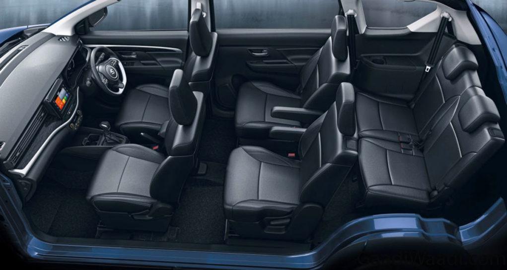 maruti suzuki xl6 launched in india - price, specs, features, interior, mileage 5
