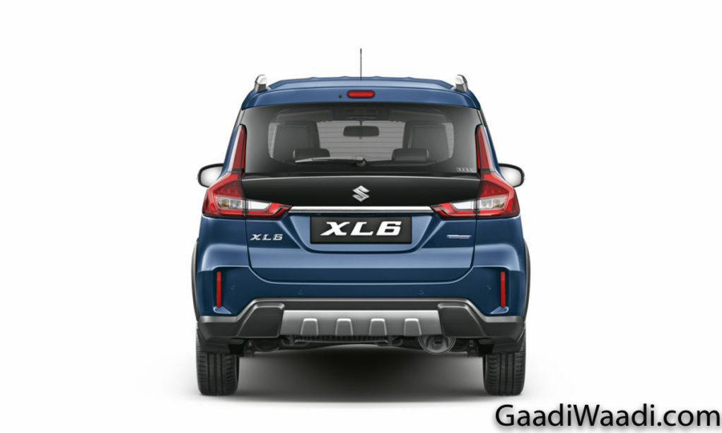 maruti suzuki xl6 launched in india - price, specs, features, interior, mileage 6