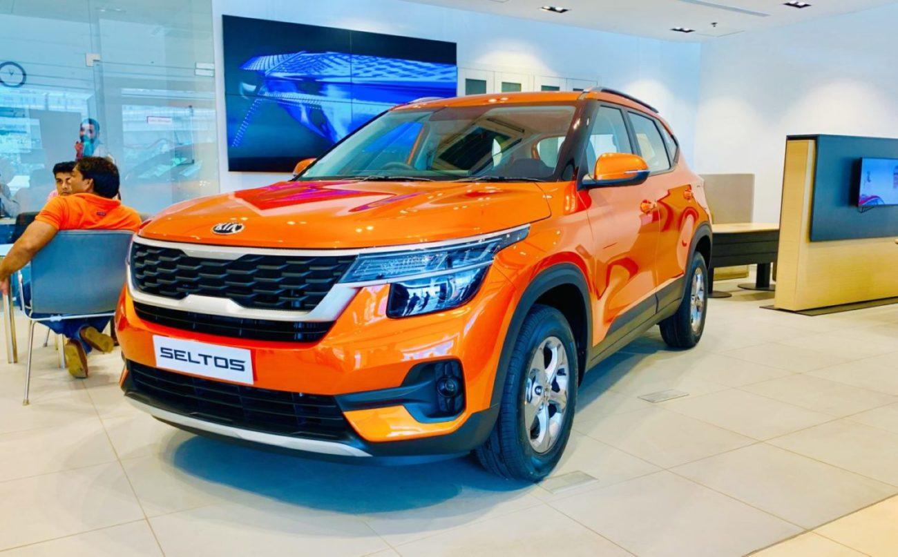 Kia Beats Mahindra, Tata, Honda & Toyota Again In March 2020