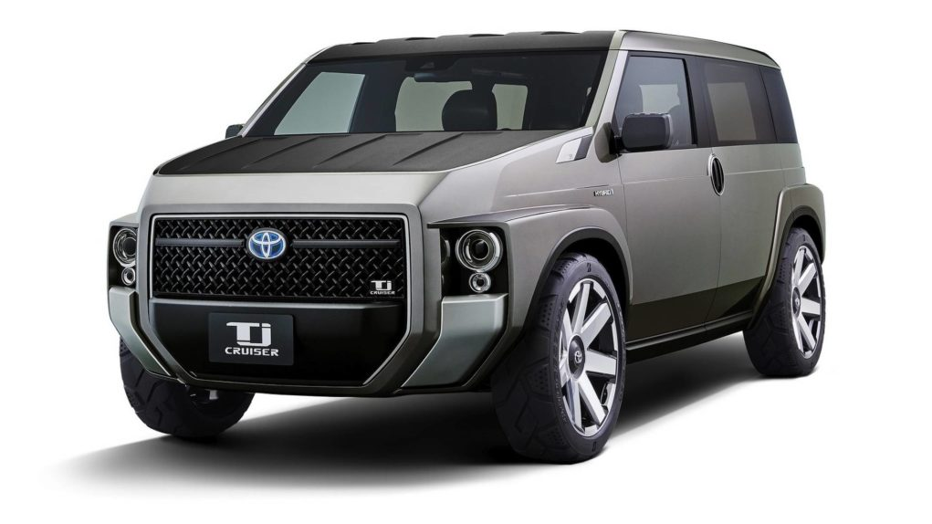 toyota-tj-cruiser-concept front