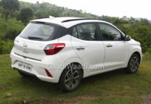 2019 Hyundai Grand i10 Nios Rear