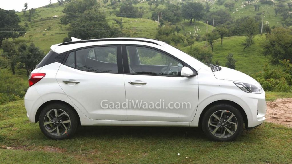 2019 Hyundai Grand i10 Nios Side_