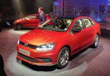 2019 volkswagen polo facelift, 2019 volkswagen vento facelift 2